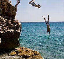 Jump by Eddy Charlton