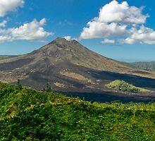 Gunung Batur - Bali, Indonesia by Stephen Permezel