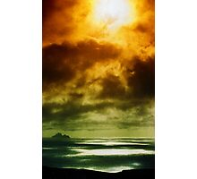 Skellig Micheal Photographic Print