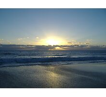 Cottesloe Sunset Photographic Print