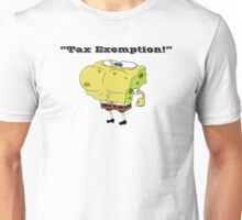 Tax Exemption! Unisex T-Shirt