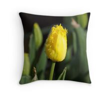 Tulips 3 Throw Pillow