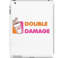 Double Damage iPad Case/Skin