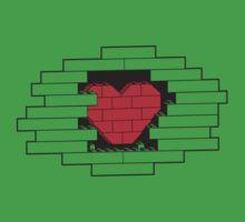 Brick Heart by futuristicvlad