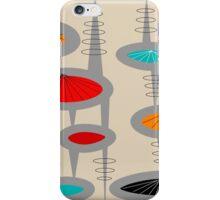 Atomic Era Inspired Art iPhone Case/Skin