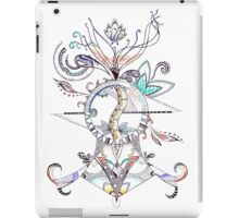 Colours blossom iPad Case/Skin