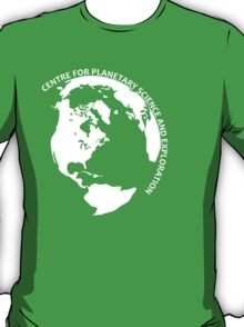 CPSX Earth T-Shirt