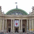 Grand Palace, Paris by chord0
