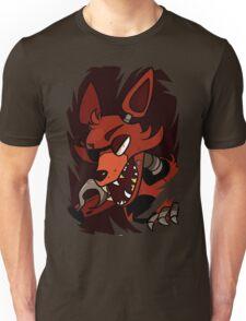 Foxy Ripple Unisex T-Shirt