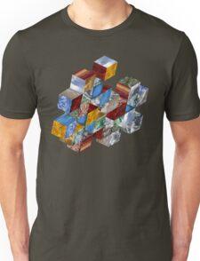 Building Blocks 2 Unisex T-Shirt