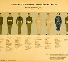 Uniform for Engineers by Vintagee