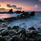 Ho'okipa Glow - Maui by Michael Treloar