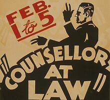Counsellor of Law by Vintagee