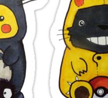 My Neighbor Pikachu Sticker