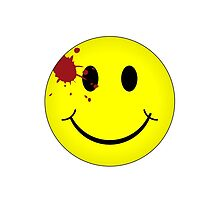 Watchmen Smile by panophobia