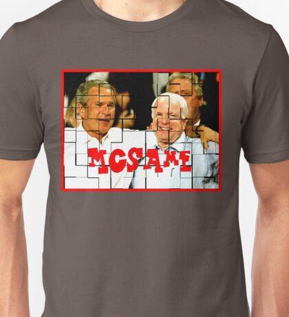 McSame - McCain Unisex T-Shirt