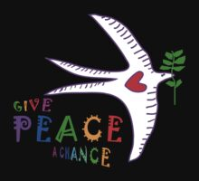 Give Peace A Chance by Phil Dynan