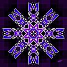 Cosmic Starflower by Mystikka