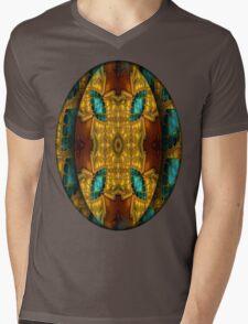 Egipcian Mandala Mens V-Neck T-Shirt