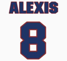 National baseball player Alexis Infante jersey 8 by imsport