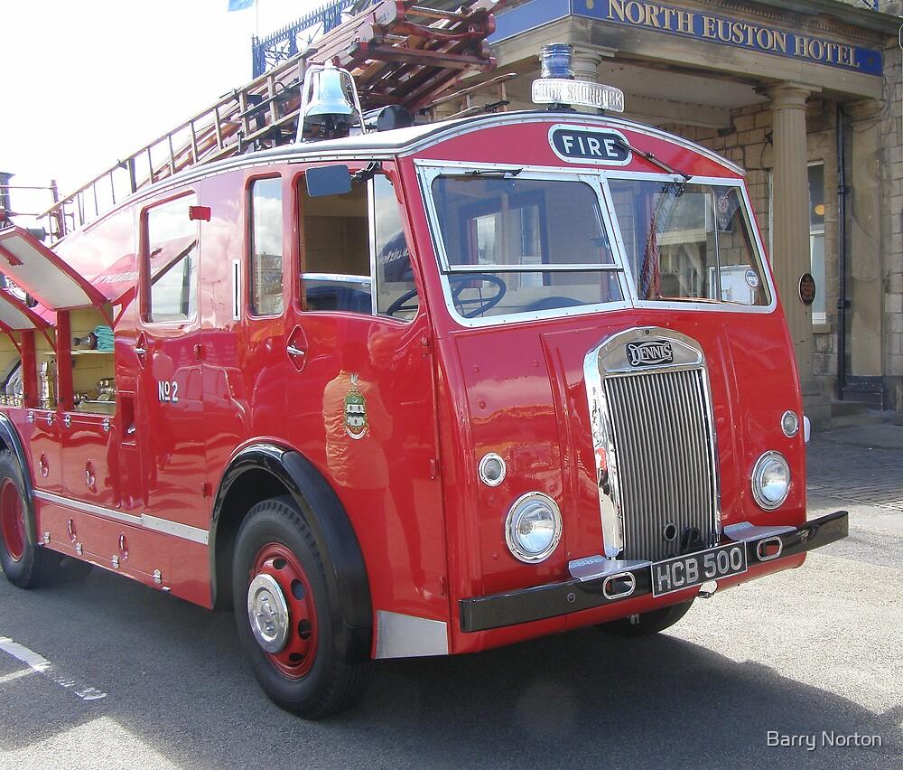 1956 Dennis Fire Appliance by Barry Norton