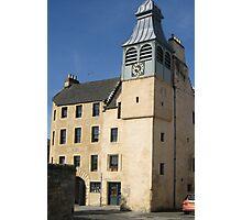 Clocktower. Quayside Street Photographic Print
