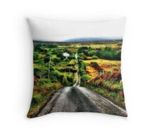 May The Road Rise To Meet You Throw Pillow