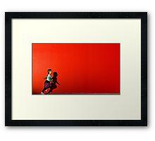 """FunDay"" Framed Print"