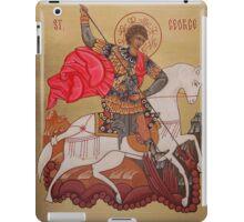 St George iPad Case/Skin