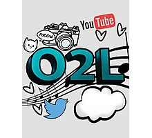 O2L FOREVER GRAPHIC  Photographic Print