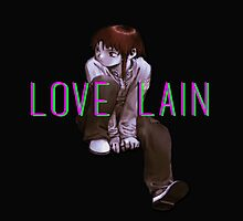 Love Lain. by KisaOfHearts