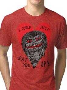 Eat You Up Tri-blend T-Shirt