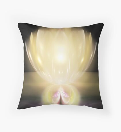 the Enlightened One    080722.13-19.cml03.3 Throw Pillow