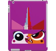 Dual Unikitty iPad Case/Skin