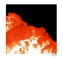 'Cumulus Nuke' Photographic Print