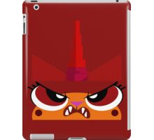No Frowny Faces iPad Case/Skin
