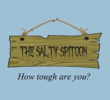 Spongebob - Salty Spitoon by dobiegerl
