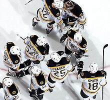 Boston Bruins by xokellll