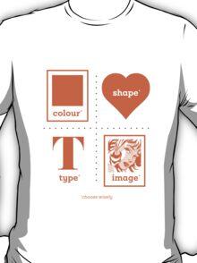 Visual Language T-Shirt