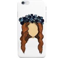 LANA DEL REY DRAWING iPhone Case/Skin