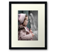 The Future Framed Print