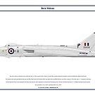 Vulcan B1 617 Sqn by Claveworks