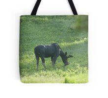 Grazing Moose Tote Bag