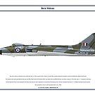 Vulcan B1A 44 Sqn by Claveworks