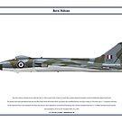 Vulcan B1A 101 Sqn by Claveworks
