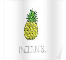 Incidents Poster