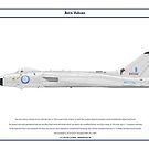 Vulcan B1A 617 Sqn by Claveworks