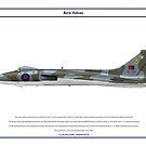 Vulcan B2 9 Sqn by Claveworks