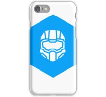 Halo Helmet  iPhone Case/Skin