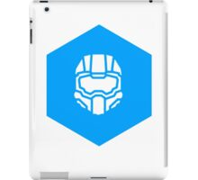 Halo Helmet  iPad Case/Skin